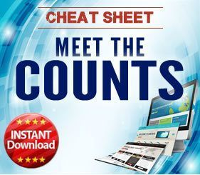 Cheat Sheet - How to count anything and everything in Excel (COUNT, COUNTA, COUNTBLANK, COUNTIF, COUNTIFS)