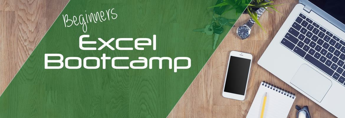 Beginners Excel Bootcamp
