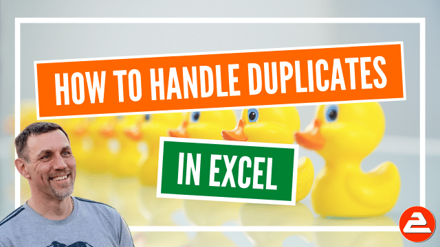 Duplicates creep into any large Excel list. Here we explain how to (a) highlight duplicates, then (b) remove duplicates leaving just the unique items.