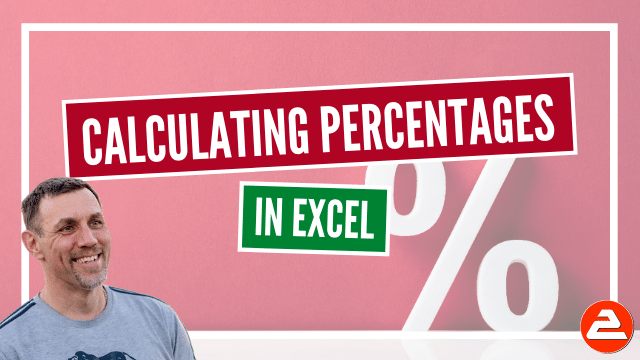 Percentages in Excel are easy once you understand the simple maths behind them. Discover for yourself how to calculate percentage in Excel.