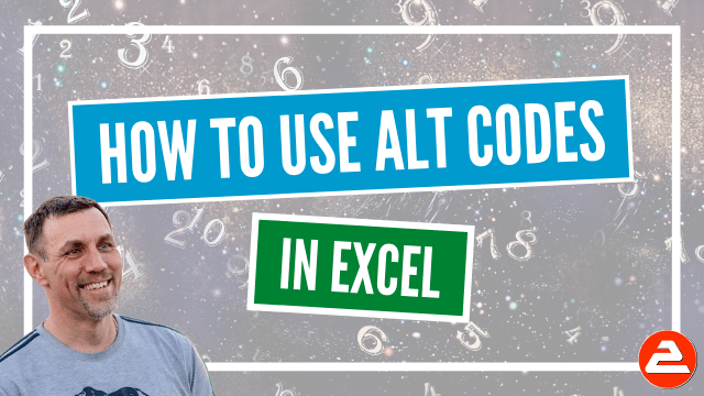 Alt codes allow special characters like the pound sign, copyright symbol, fractions and diacritical (non-English) characters to be added.