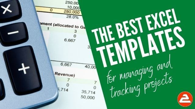 Try these 5 Excel templates to help you better manage and track your projects.