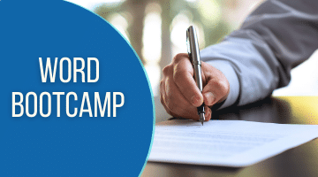 Word Bootcamp